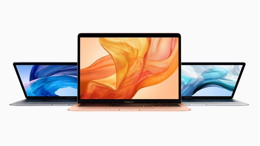 new macbook air (2018) 2018 macbook air