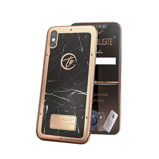 Stylish luxury customized iPhone XS & XS Max 3