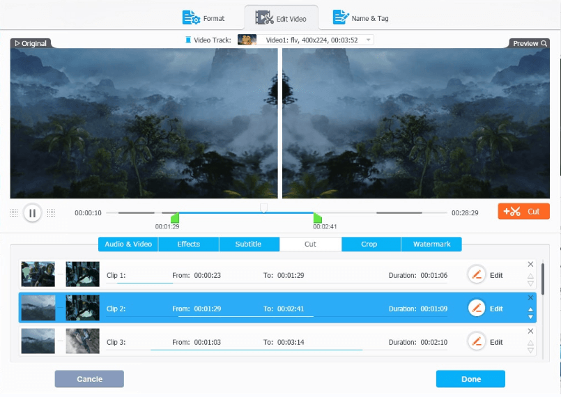 VideoProc: Top 4K Video Processing Software To Process GoPro