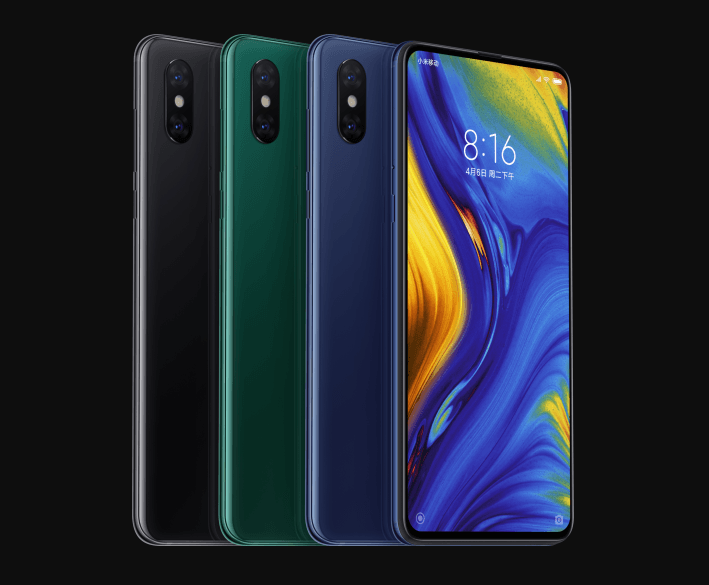 Xiaomi Mi Mix 3 vs iPhone XS Max