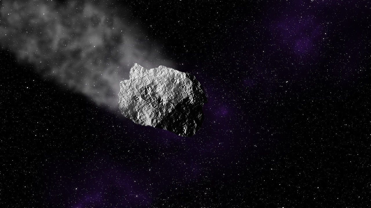 Giant 700-Foot-Wide Asteroid