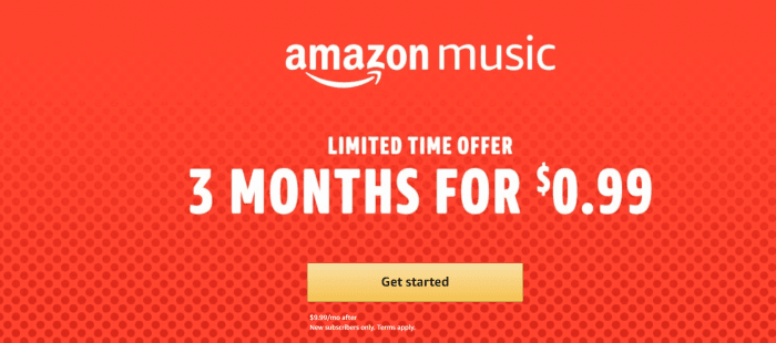 Echo Dot With Amazon Music Unlimited