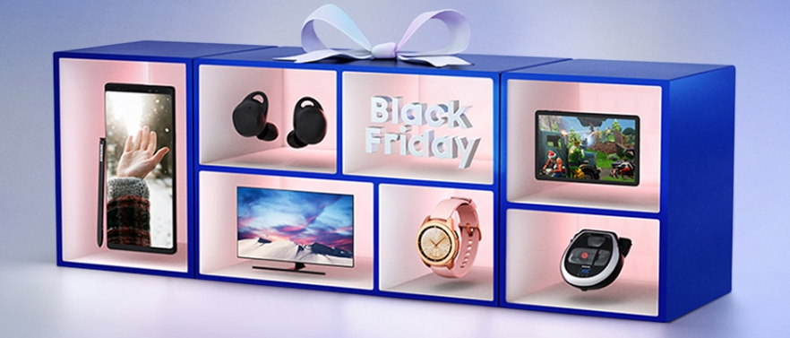 Samsung's Black Friday deals
