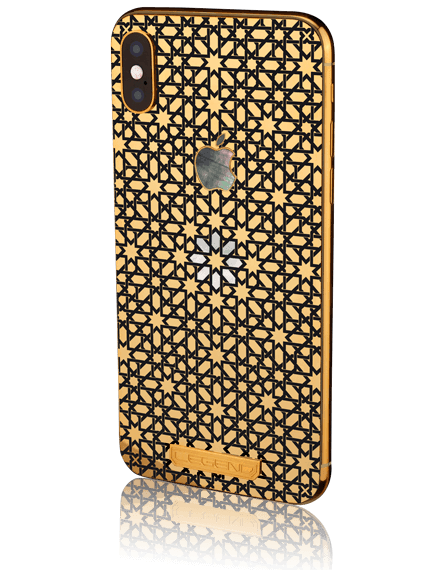 Luxury iPhone XS Collection By Legend Helsinki Arabesque