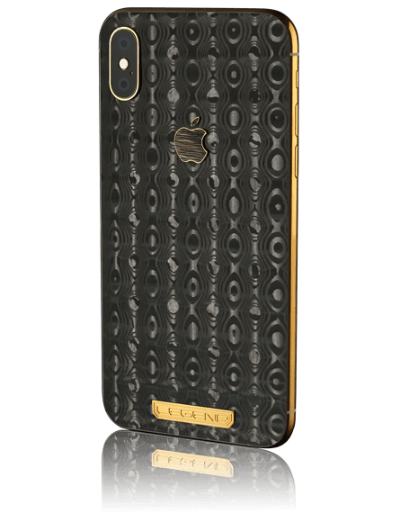 Luxury iPhone XS Collection By Legend Helsinki Carbon