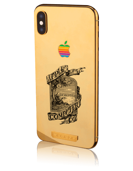 Luxury iPhone XS Collection By Legend Helsinki Heritage