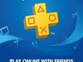 PlayStation Plus: 12 Month Membership For  Under $40