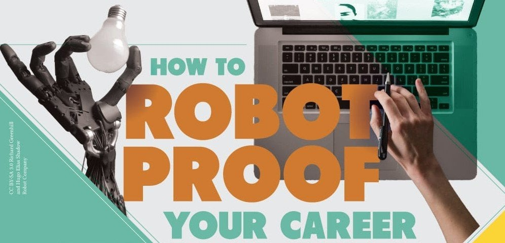 Robot-Proofing Your Career