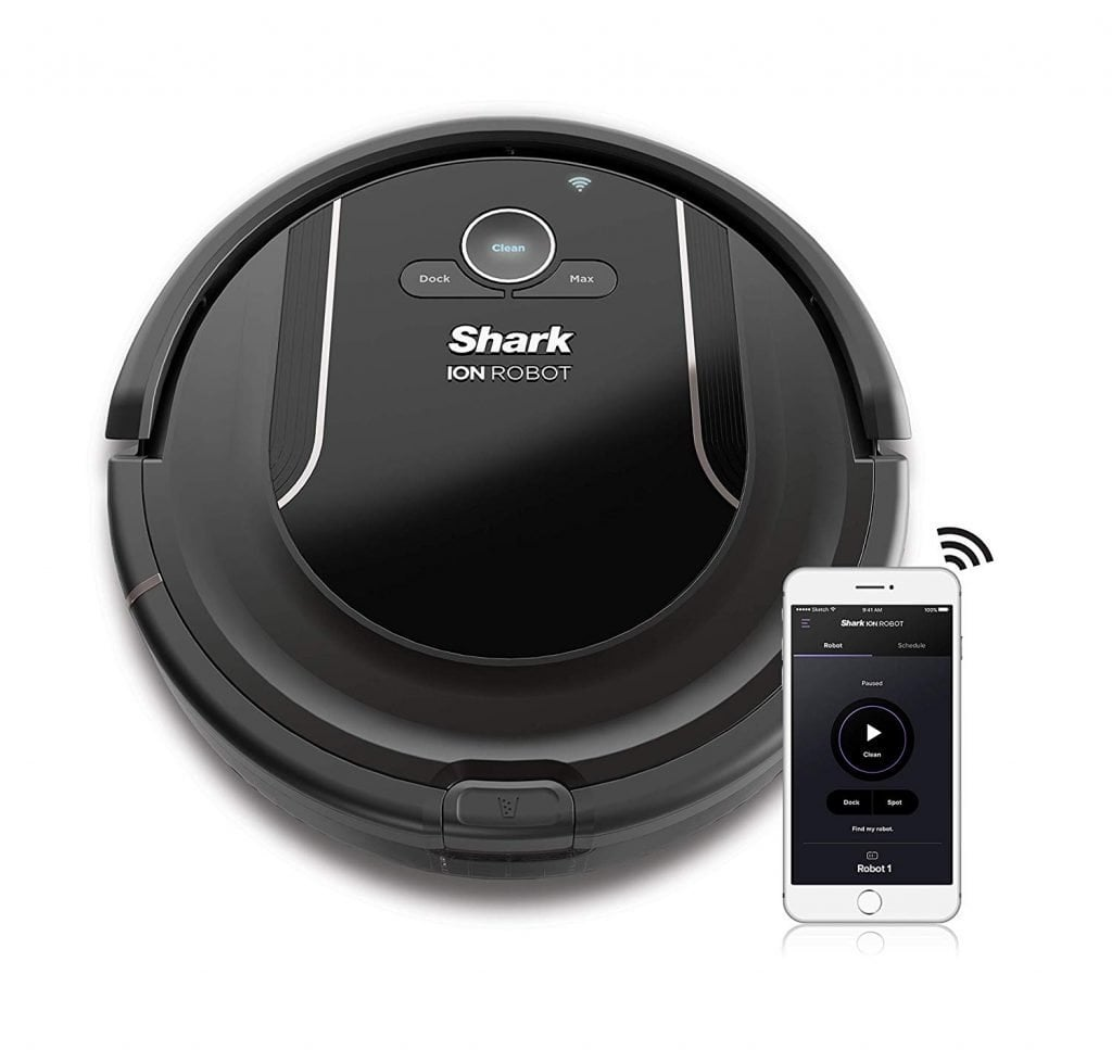 SHARK ION WiFi-Connected Robot Vacuum