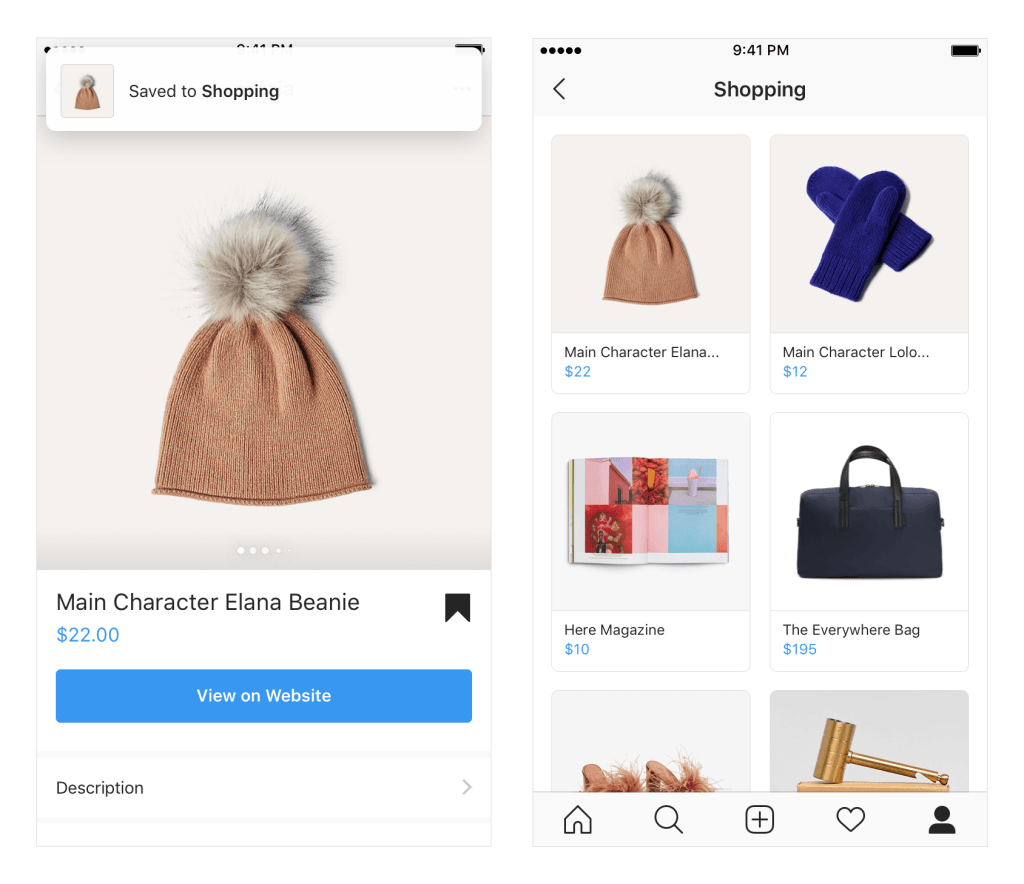 Instagram Shop For Products From Videos