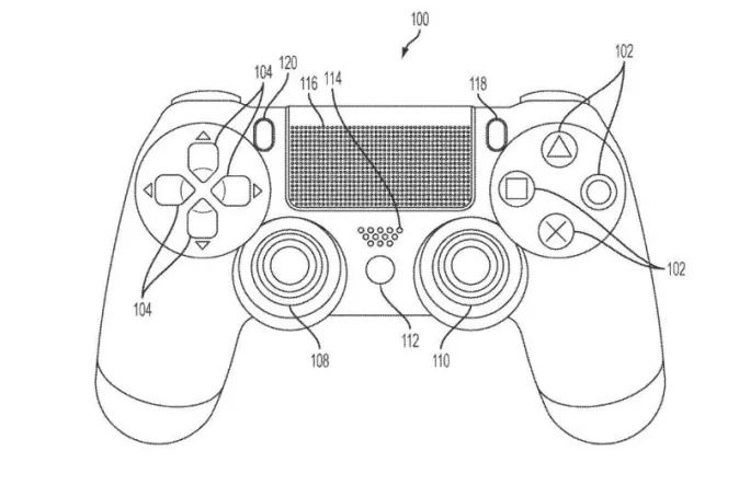 Sony PlayStation 5 Controller Touchscreen