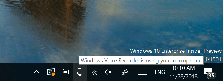 Windows 10 Insider Preview Features