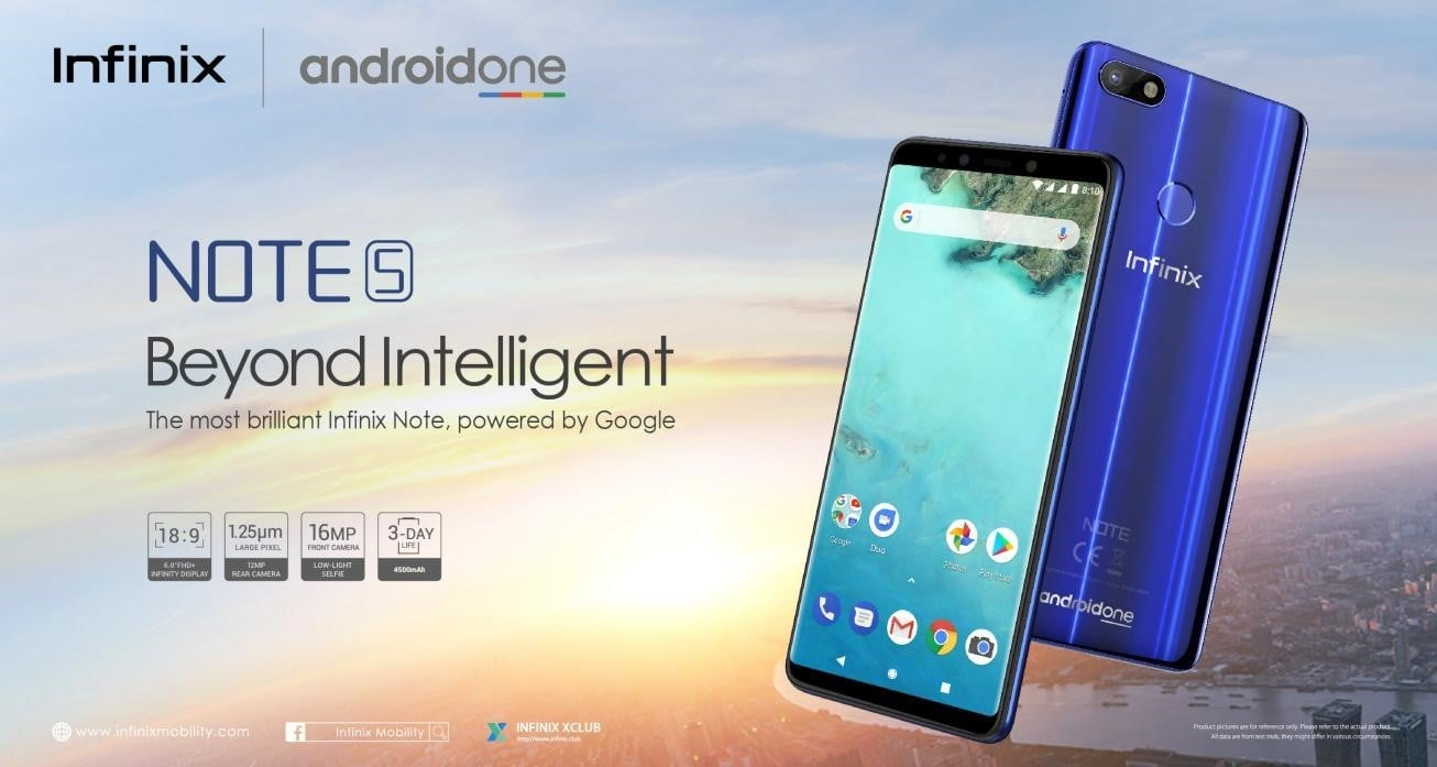 Infinix Beyond Intelligent