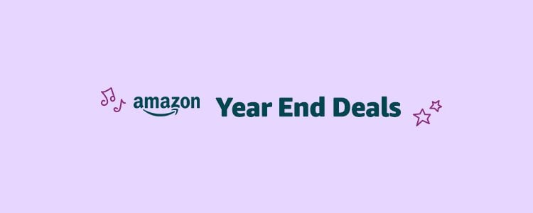 Amazon Year End Deals