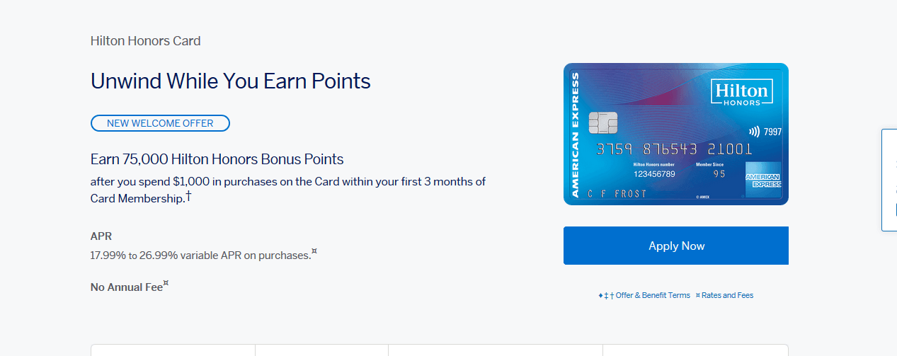 American Express Deals >> Credit Card From American Express Hot Rewards For 2019
