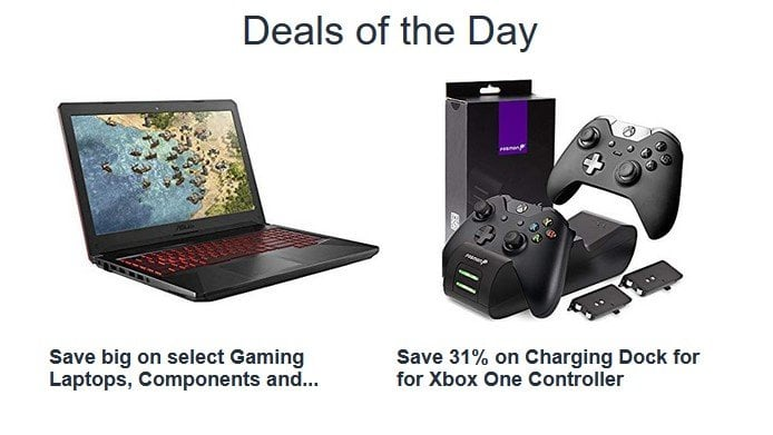 Deals In Gaming