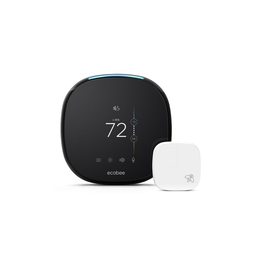 DEAL: Nest White E And Ecobee Black 4 Thermostat $100 Off
