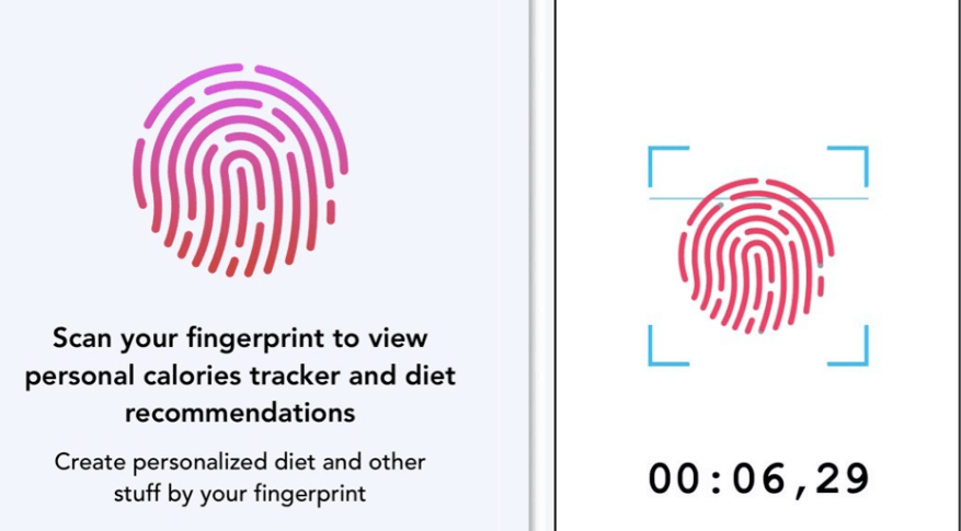 Touch ID Scam