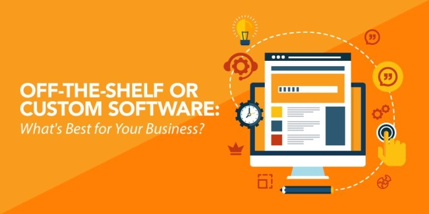 Off-The-Shelf Custom Software