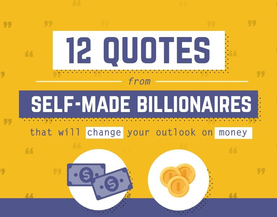 Quotes From Fabulously Wealthy Billionaires
