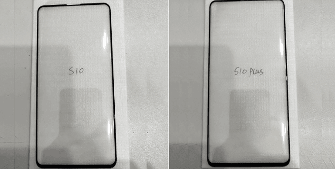 Samsung Galaxy S10 Screen Protectors