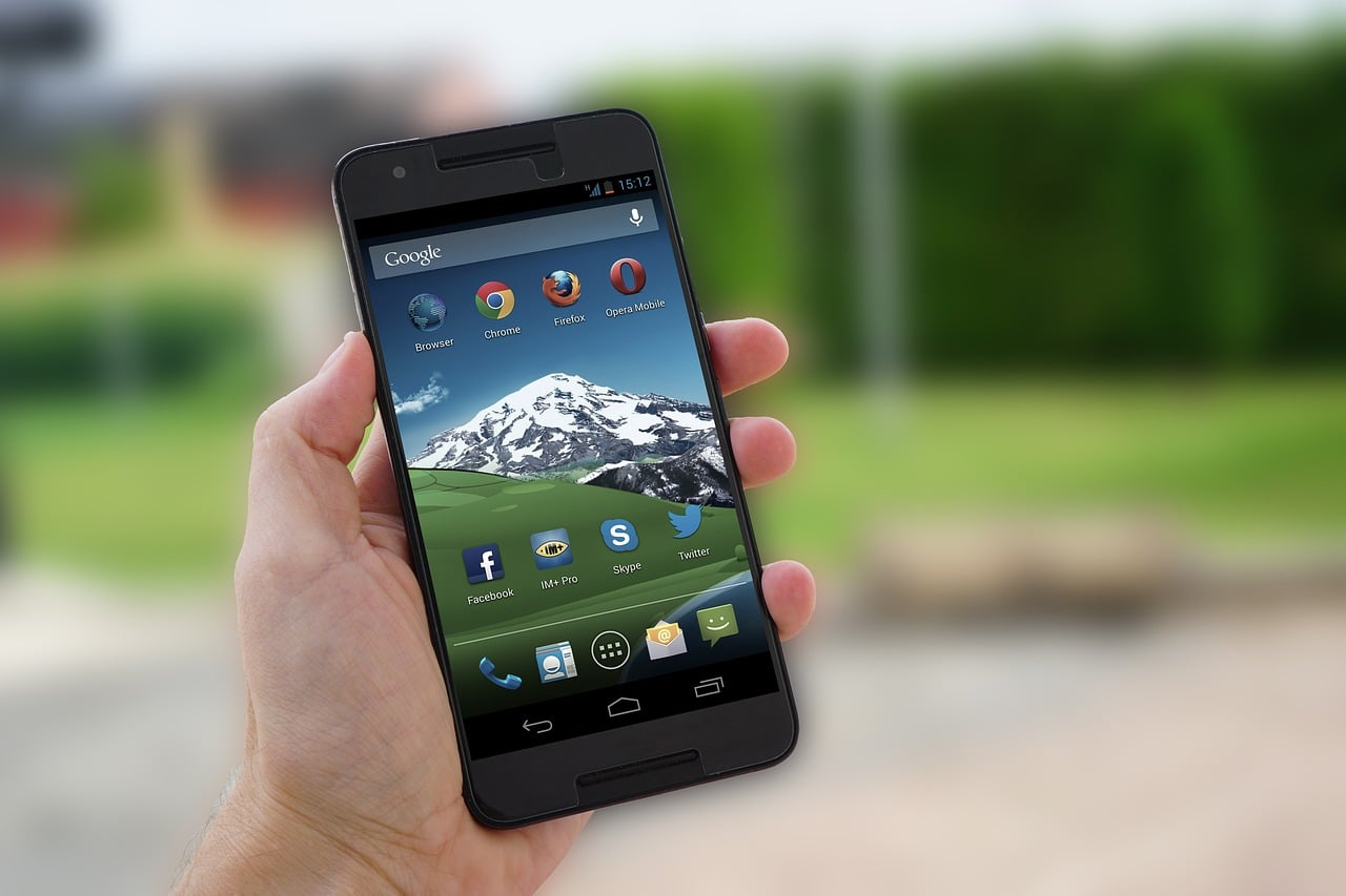 Google Collects Data From Android