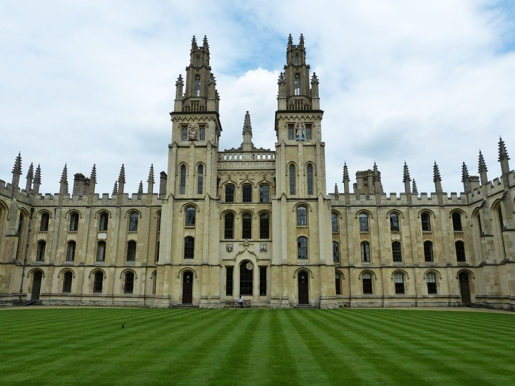 Top 10 Oldest Universities