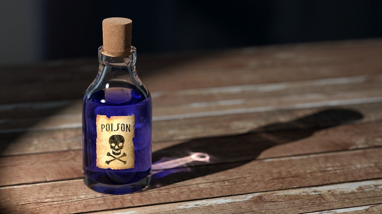 Top 10 Deadliest Poisons In The World