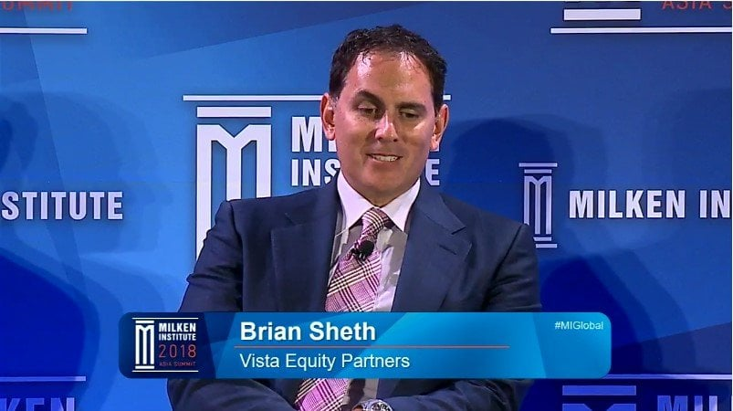 Brian Sheth CFOs identified access to talent