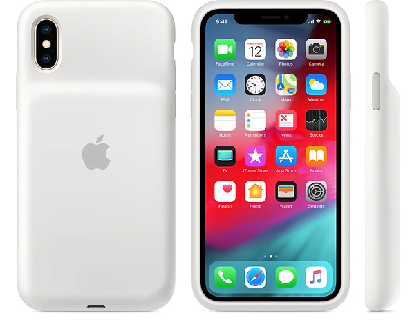 Apple, Smart Battery Cases, iPhone XS, Air Power