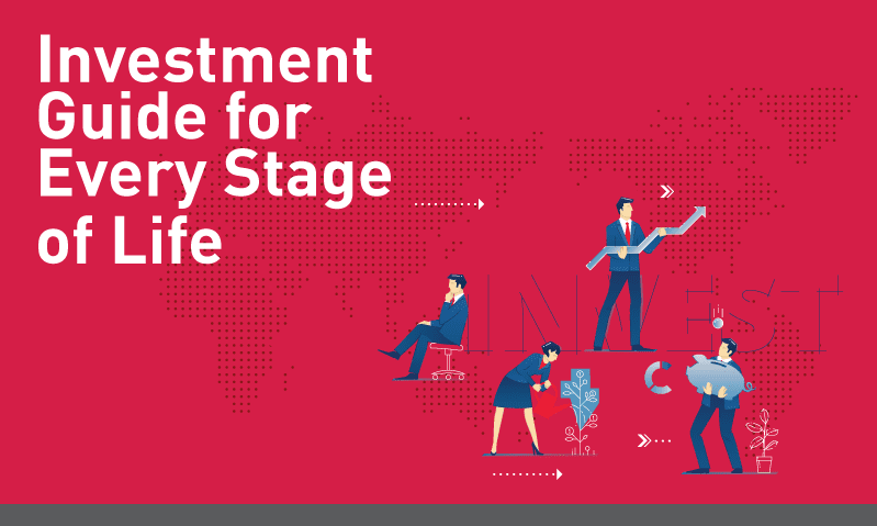 Investment Guide Through Every Stage of Life