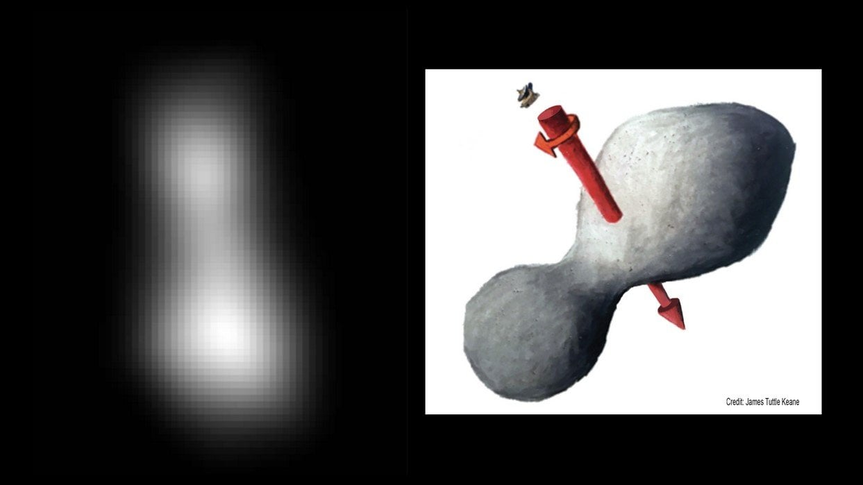 NASA Ultima Thule