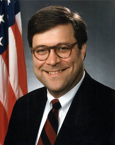 William Barr grand jury