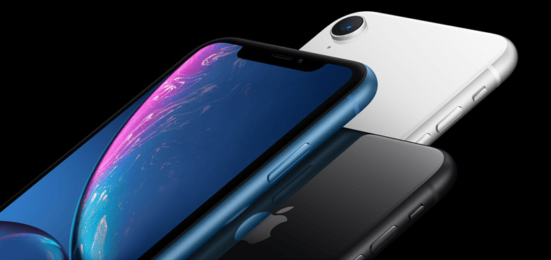 Canalys iPhone XR Smartphone Shipments