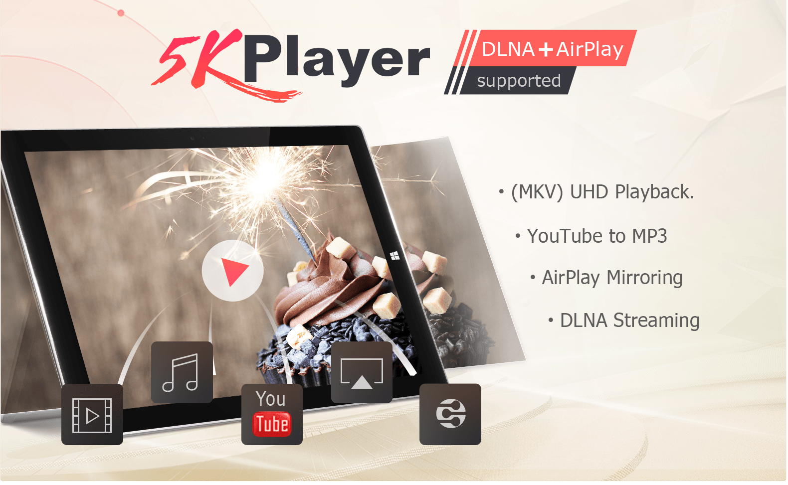 5KPlayer Best 4K Video Player Review