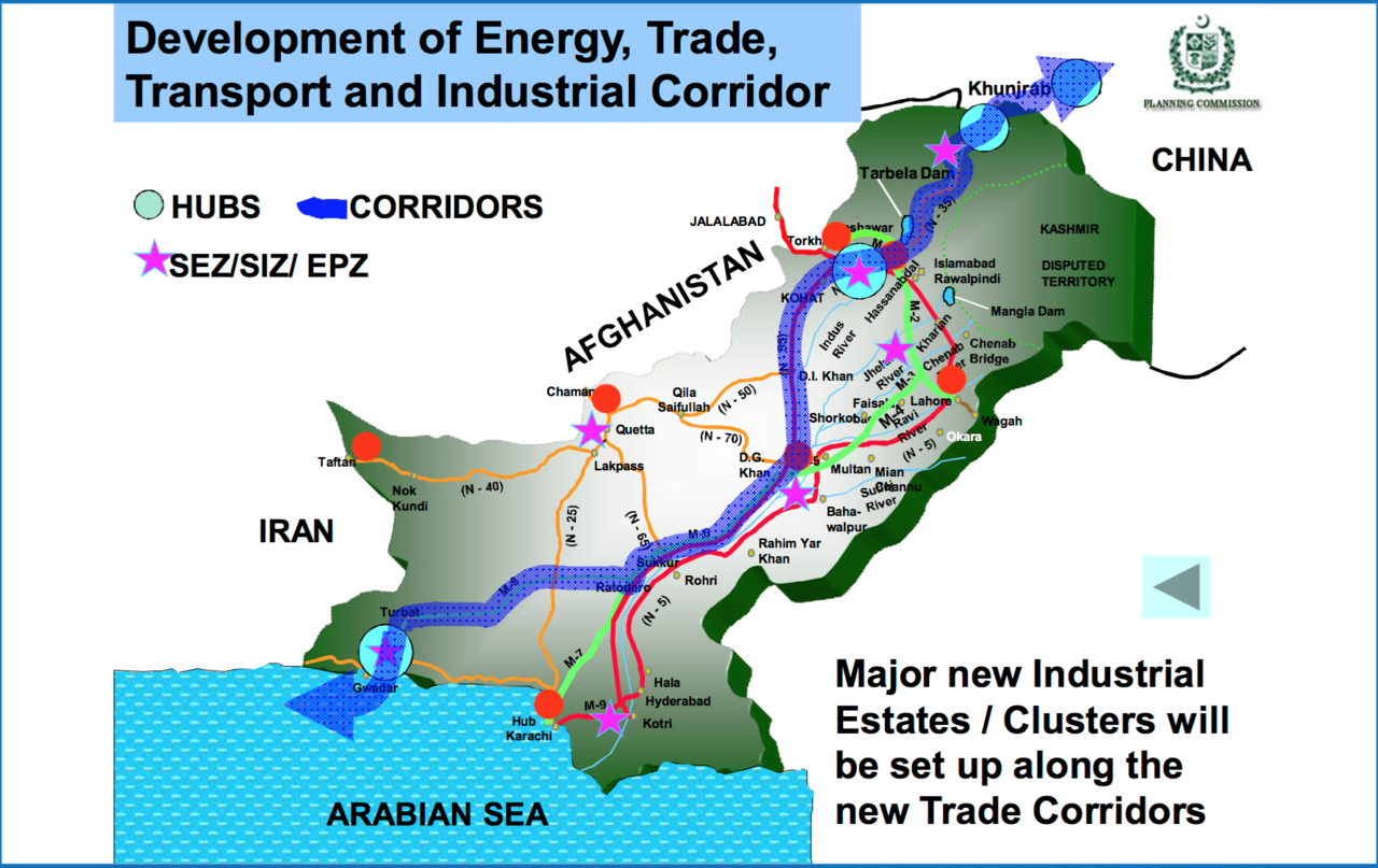 China Pakistan CPEC Close To Entering Next Phase