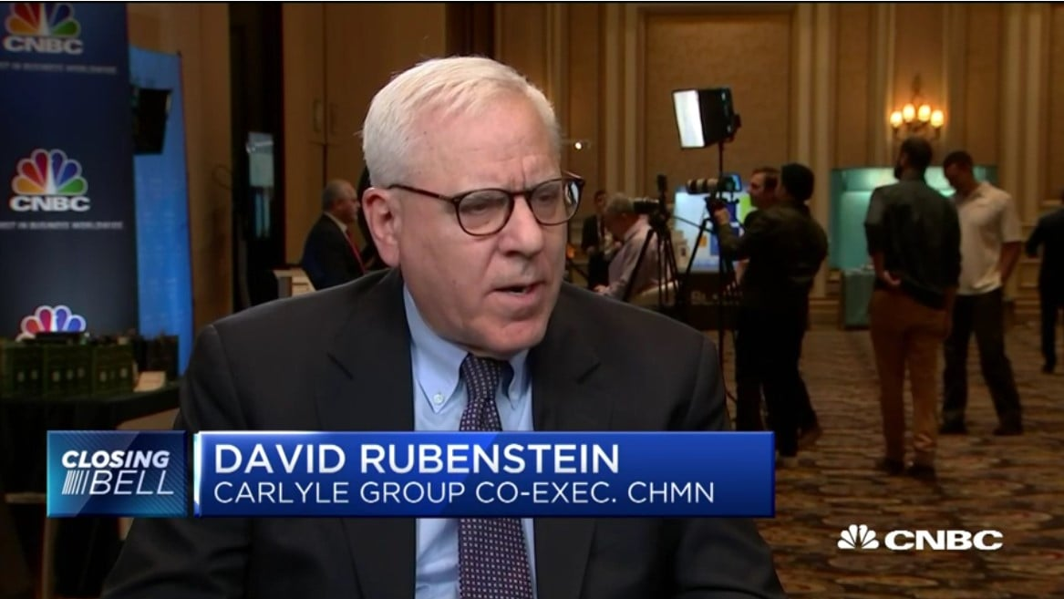 David Rubenstein President of the United States