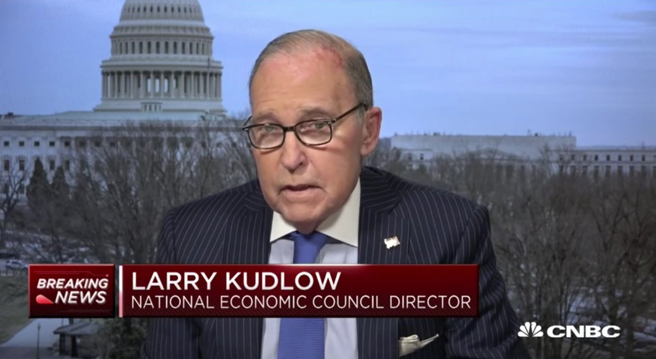 economic council director Larry Kudlow