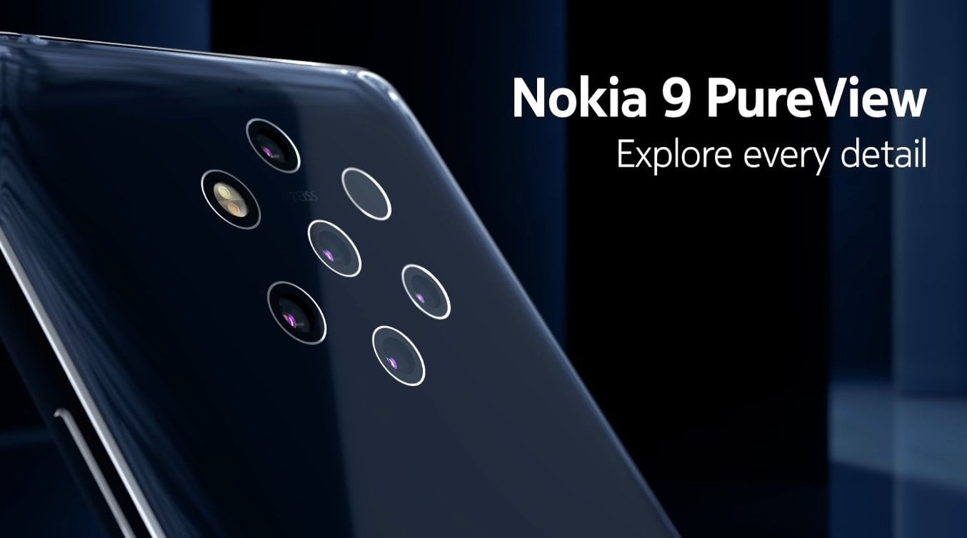 Nokia 9 PureView Phone