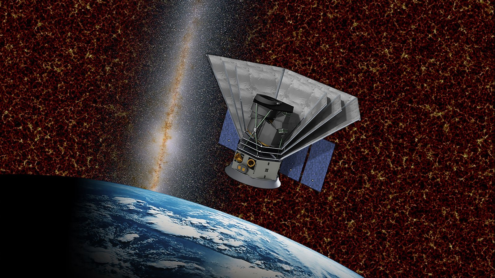 NASA's New Mission Origins Of The Universe