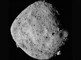 OSIRIS-REx spacecraft [Public domain], via Wikimedia Commons