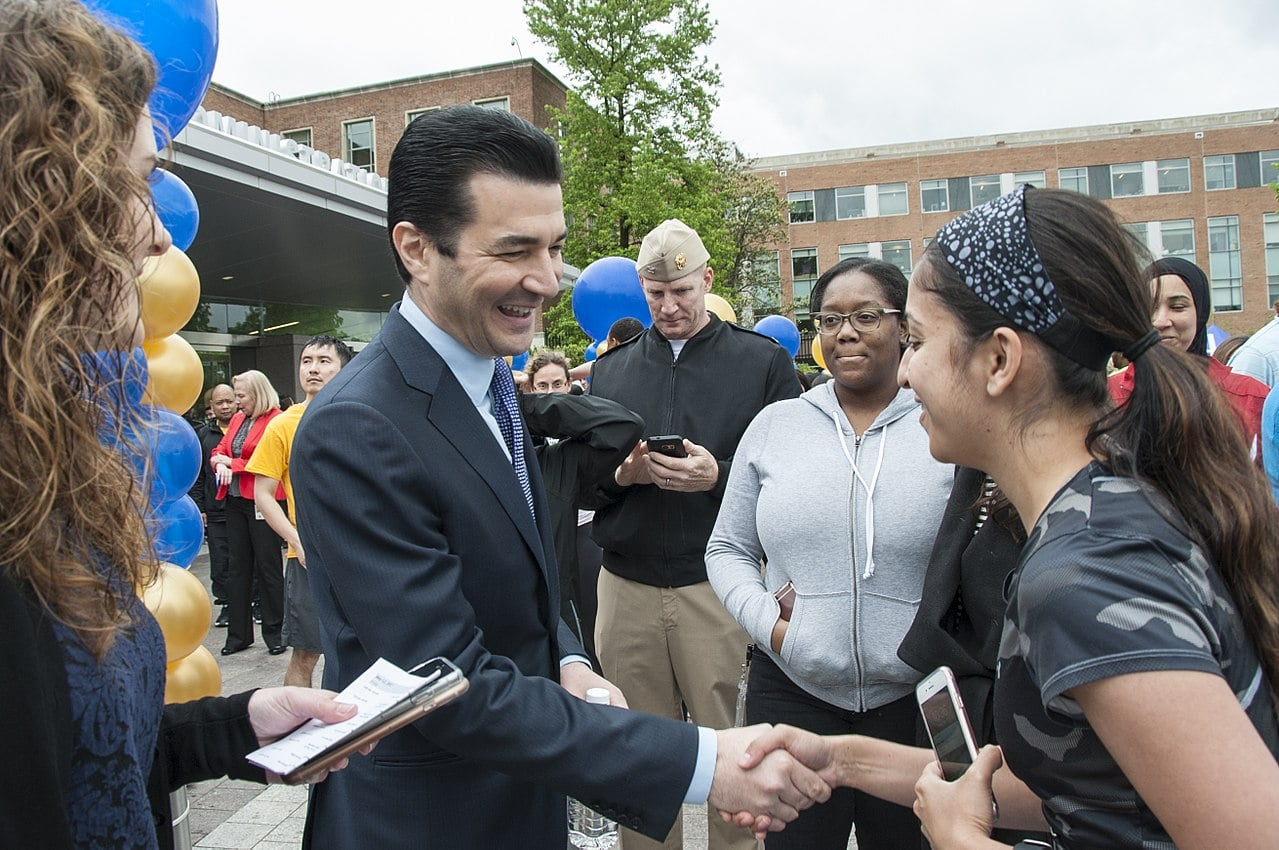 FDA Commissioner Scott Gottlieb