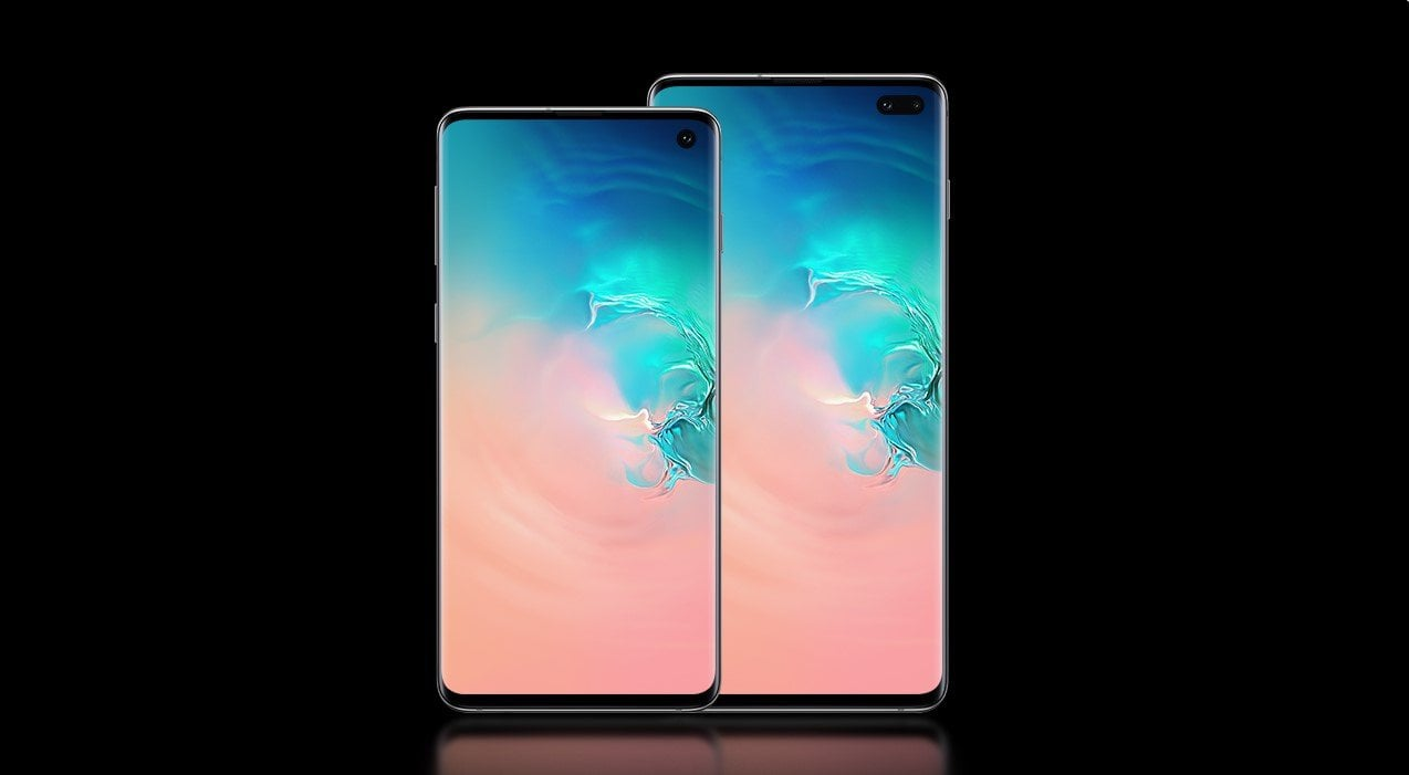Galaxy S10 And S10+