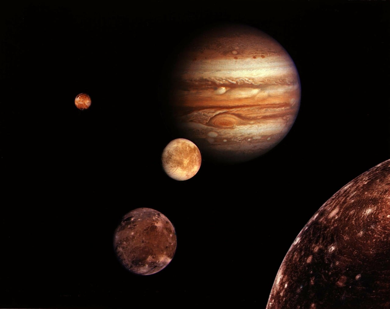 Secrets Of Jupiters Origin