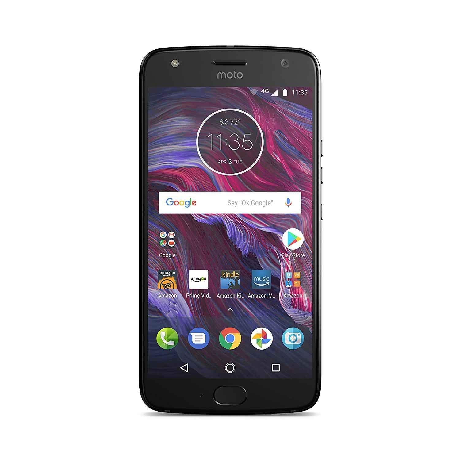 Moto X 4th Gen With Amazon Alexa Unlocked Smartphone