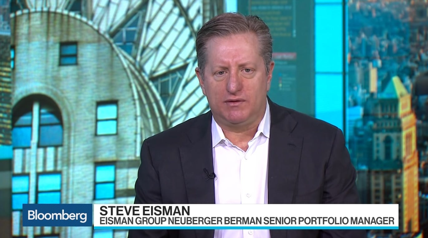 Steve Eisman financial services company