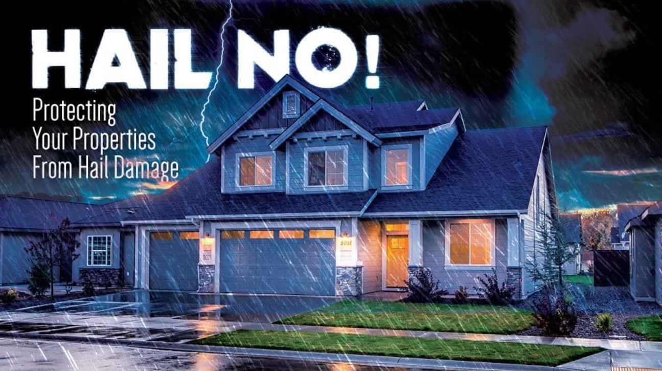 The Alarming Cost Of Hail Damage