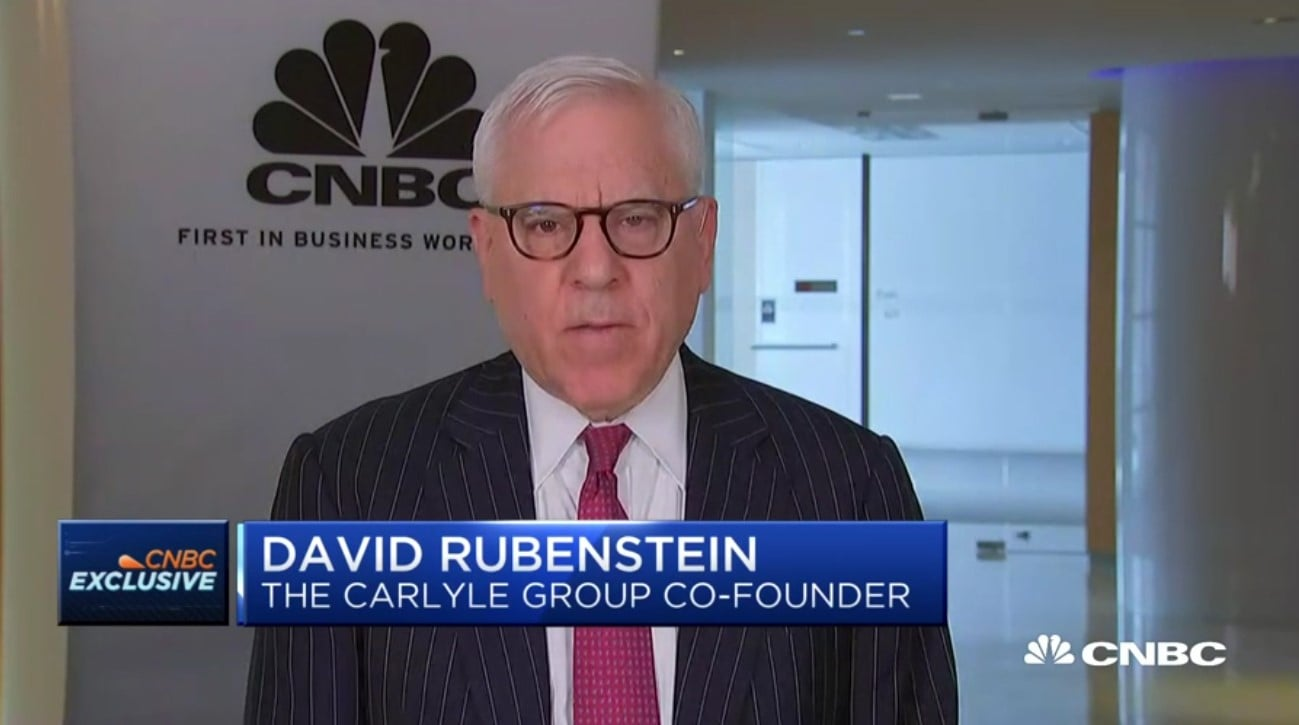 david mark rubenstein