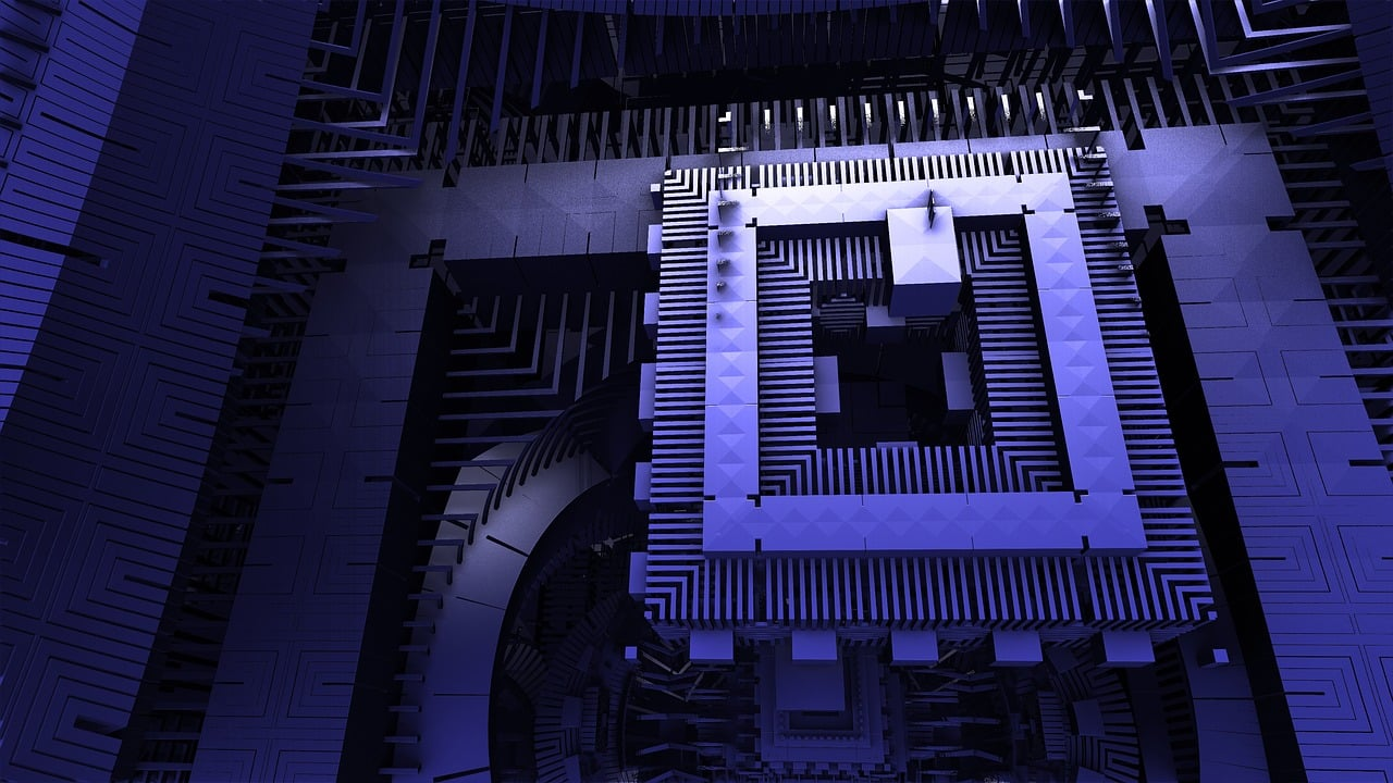 Machine Learning IBM Quantum Processor
