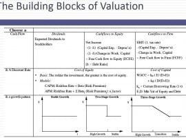 Reinvestment Rate, Terminal Value & Model Choice